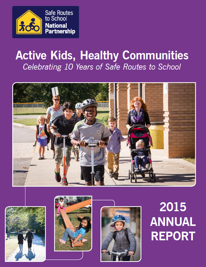 cover of 2015 annual