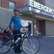 Bicycling to Labor and Delivery