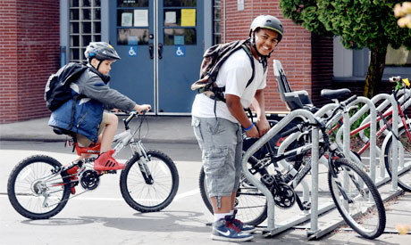 Local Safe Routes To School Efforts