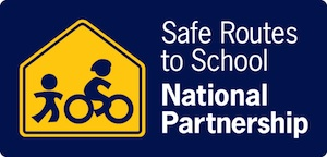 SRTS National                                Partnership logo