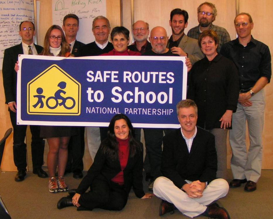 2005: Safe Routes to School National Partnership planning meeting