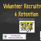 volunteer recruitment
