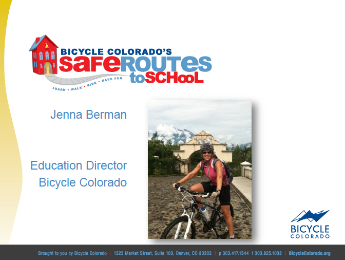 bike safety webinar