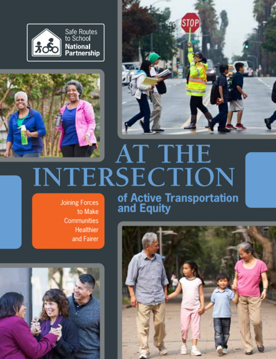 At the Intersection of Active Transportation and Equity